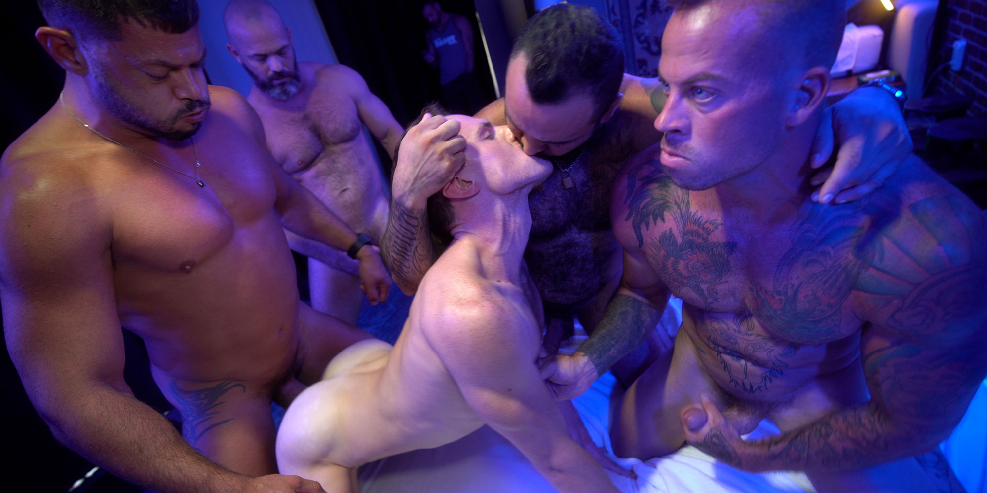 Raw Fuck Club gay porn presents producers and channels with video content